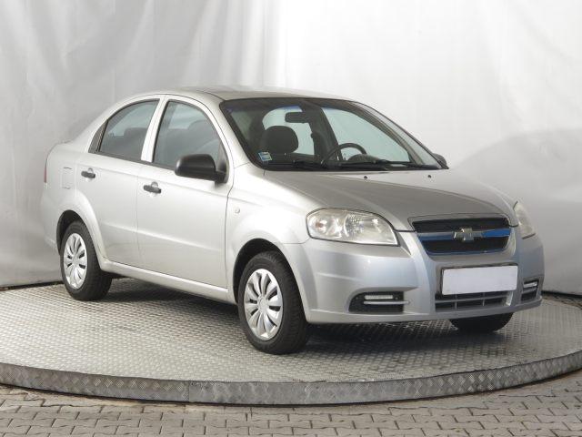 Chevrolet Aveo  (2007, 1.2 i)