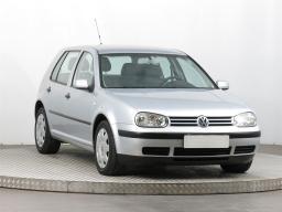 Volkswagen Golf 2004 Hatchback stříbrná 7