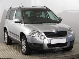 Škoda Yeti 2012 SUV šedá 4