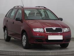 Škoda Fabia 2005 Combi červená 6