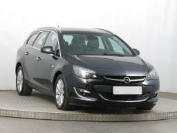 Opel Astra 2013 Combi Černá 7