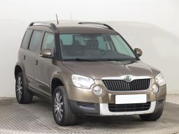 Škoda Yeti 2012 SUV hnědá 9