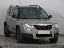 Škoda Yeti 2013 SUV béžová 2
