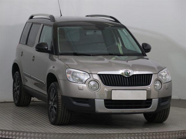 Škoda Yeti  (2013, 2.0 TDI)