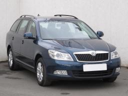 Škoda Octavia 2012 Combi modrá 3