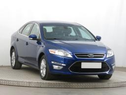 Ford Mondeo 2014 Hatchback Modrá 5