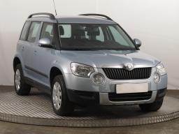 Škoda Yeti 2010 SUV modrá 9