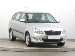 Škoda Fabia 2012 Combi šedá 1