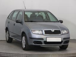 Škoda Fabia 2005 Combi šedá 6