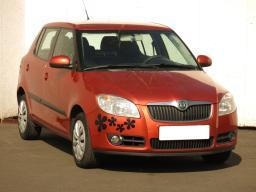 Škoda Fabia 2007 Hatchback oranžová 8