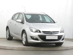 Opel Astra 2013 Hatchback Stříbrná 10