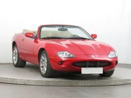 Jaguar XKR 1998 Cabrio červená 1
