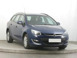 Opel Astra 2013 Combi modrá 2
