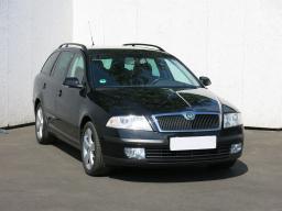 Škoda Octavia 2008 Combi černá 2