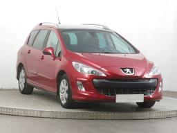 Peugeot 308 2011 Combi červená 5