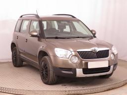 Škoda Yeti 2012 SUV hnědá 6