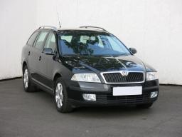 Škoda Octavia 2007 Combi černá 7