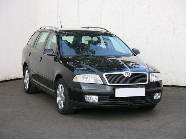 Škoda Octavia Combi (2007, 2.0 TDI)