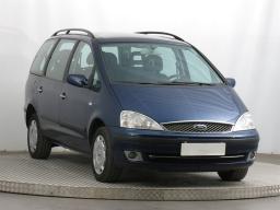 Ford Galaxy 2004 Rodinné vozy modrá 3