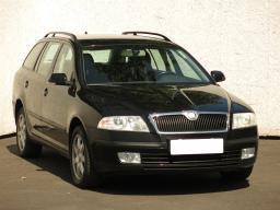 Škoda Octavia 2008 Combi černá 8