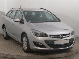 Opel Astra 2014 Combi šedá 10