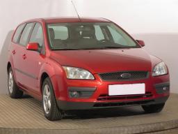 Ford Focus 2007 Combi červená 6