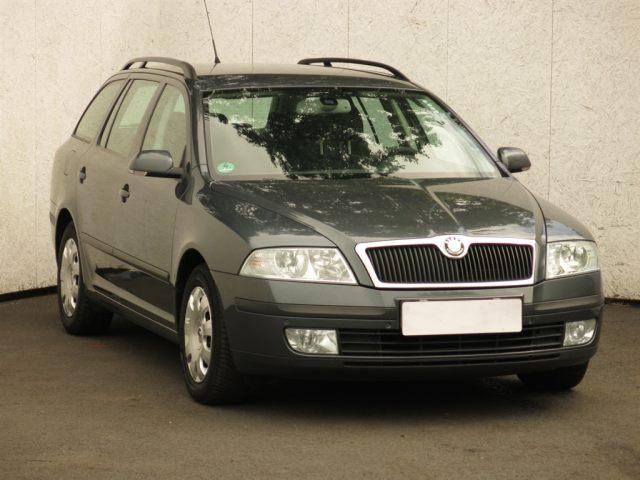 Škoda Octavia Combi (2007, 1.9 TDI)