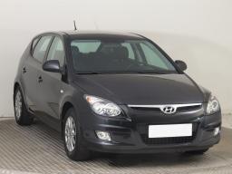 Hyundai i30 2009 Hatchback černá 4