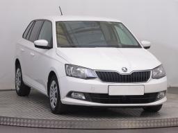 Škoda Fabia 2016 Combi bílá 6