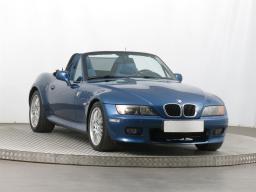 BMW Z3 2000 Cabrio modrá 4