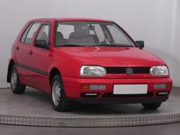 Volkswagen Golf 1996 Hatchback červená 1