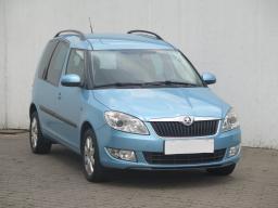 Škoda Roomster 2013 Rodinné vozy modrá 10