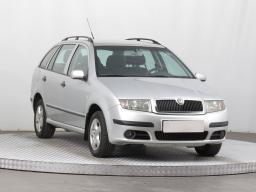 Škoda Fabia 2006 Combi šedá 10