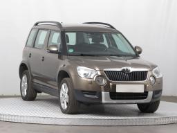 Škoda Yeti 2009 SUV hnědá 8