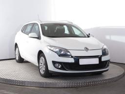 Renault Megane 2013 Combi bílá 4