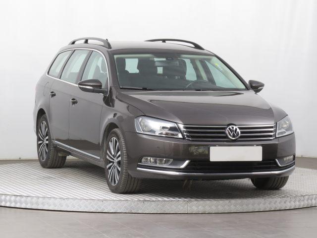 Volkswagen Passat Combi (2013, 2.0 TDI)