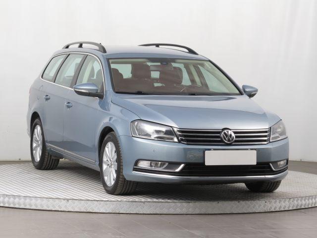 Volkswagen Passat Combi (2012, 2.0 TDI)