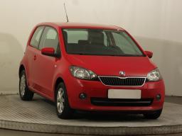 Škoda Citigo 2012 Hatchback červená 5