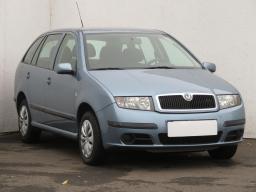 Škoda Fabia 2007 Combi šedá 10