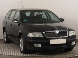 Škoda Octavia 2007 Combi černá 6