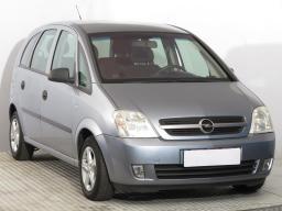 Opel Meriva 2006 Rodinné vozy stříbrná 5