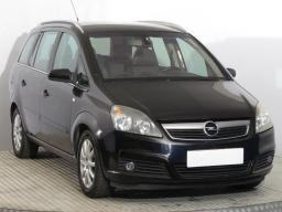 Opel Zafira 2006 Rodinné vozy černá 6