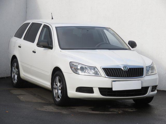 Škoda Octavia Combi (2009, 1.9 TDI)