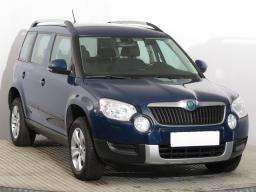 Škoda Yeti 2013 SUV modrá 5