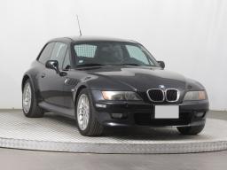 BMW Z3 2000 Coupe černá 3