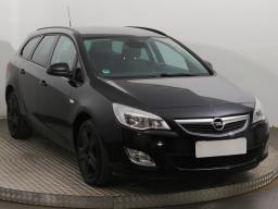 Opel Astra 2011 Combi černá 7