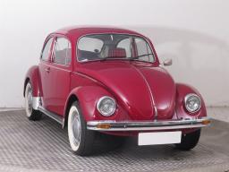 Volkswagen Beetle 1973 Sedan červená 2