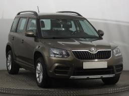 Škoda Yeti 2014 SUV hnědá 8