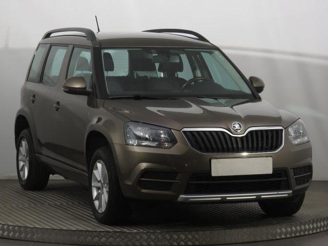 Škoda Yeti  (2014, 1.2 TSI)