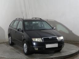 Škoda Fabia 2001 Combi černá 5